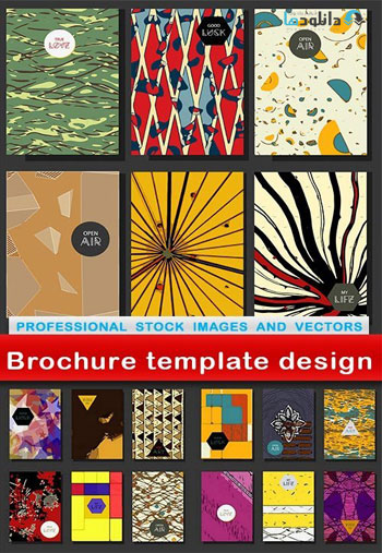 Brochure-template-design