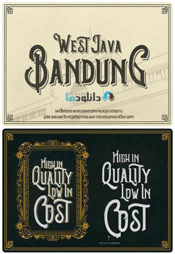 Brutus-Typeface