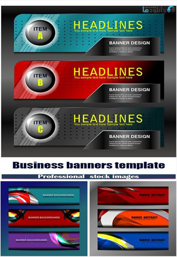 Business-banners-template-design