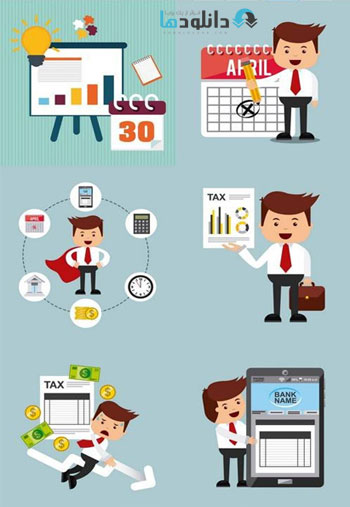Businessman-Design-Vector