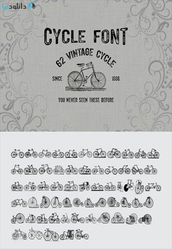 CYCLE-FONT