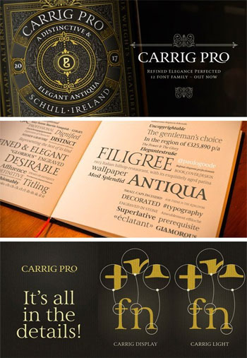 Carrig-Pro-Font-Family