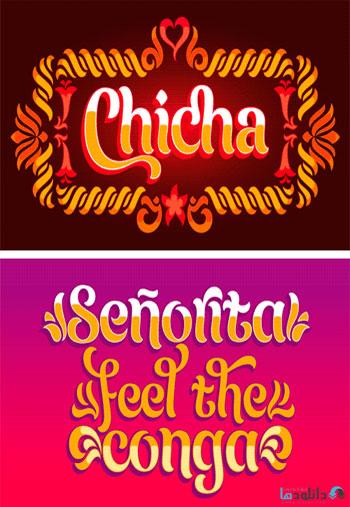 Chicha-Font