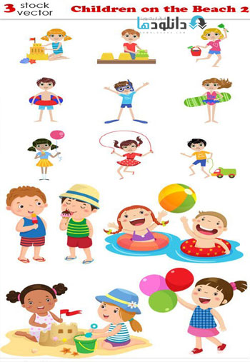 Children-on-the-Beach-2-Vec