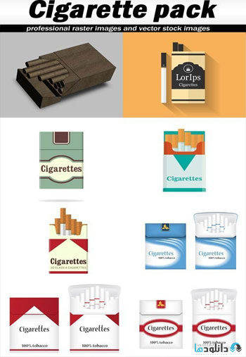 Cigarette-pack