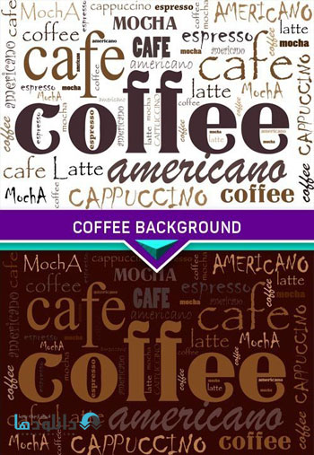 Coffee-background-Vector