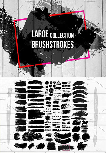 Collection-Brushstrokes