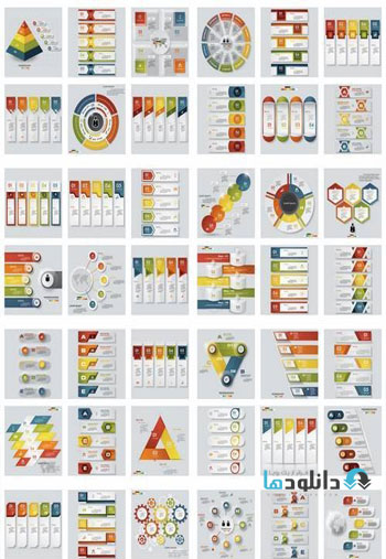Collection-of-Design-Colorful-Presentation-Templates