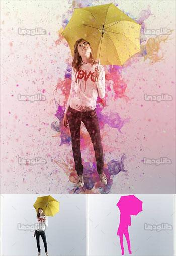 Color-Smoke-Action