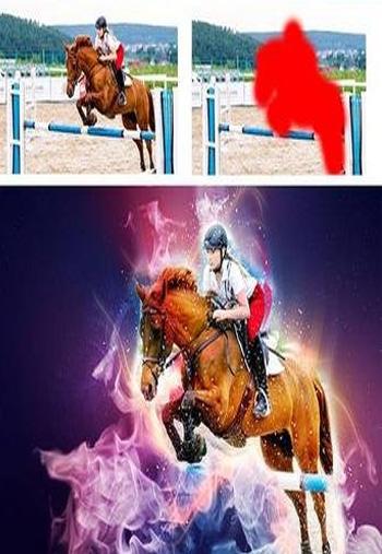 Color-Smoke-Photoshop