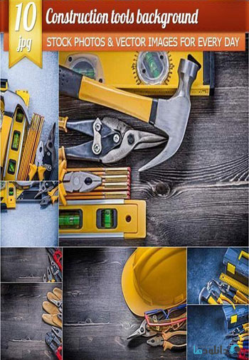Construction-tools-background