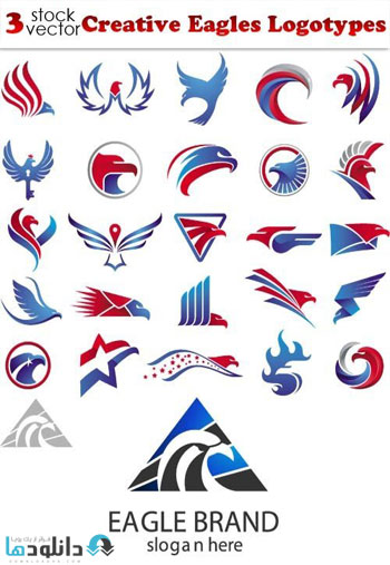 Creative-Eagles-Logotypes-I