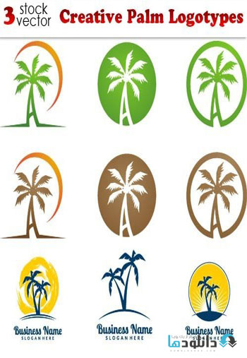 Creative-Palm-Logotypes-Icon