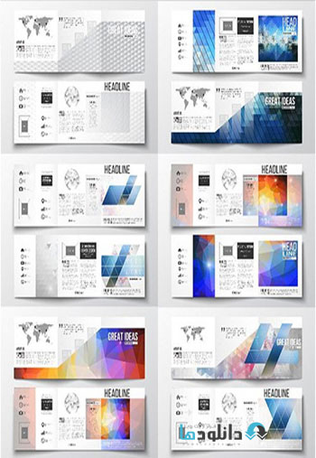 CreativeMarket-Bundle-Of-25-Brochure-Templates-Vector