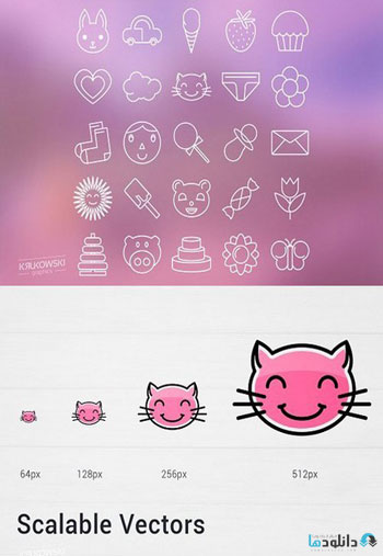 Cute-Things-Icons