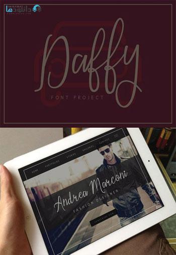 Daffy-Font