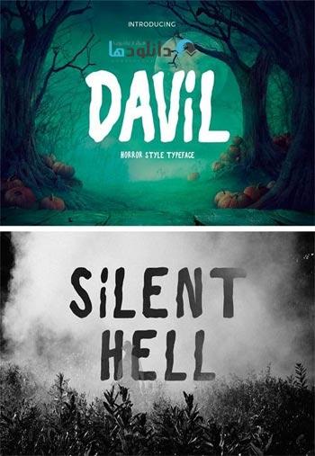 Davil-Typeface