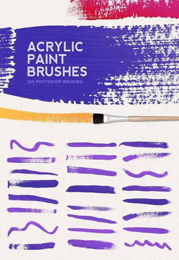 Acrylic-Paint-Brushes