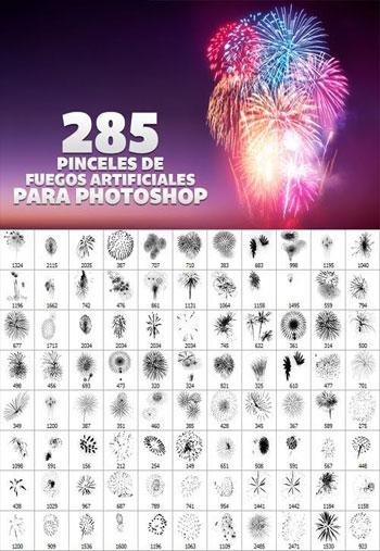 New-Year-Fireworks-Brushes