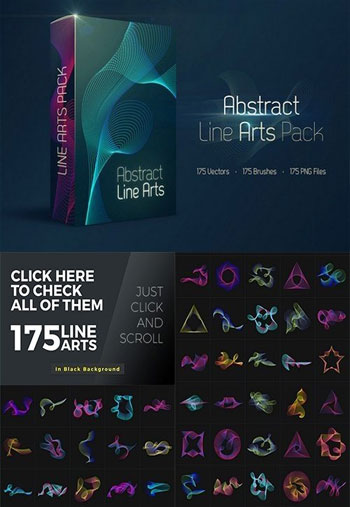 Abstract-Line-Arts-Pack