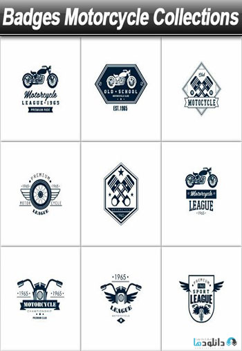 Badges-Motorcycle-Collection
