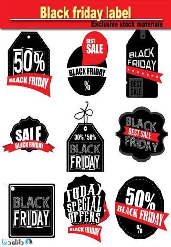 Black-friday-label