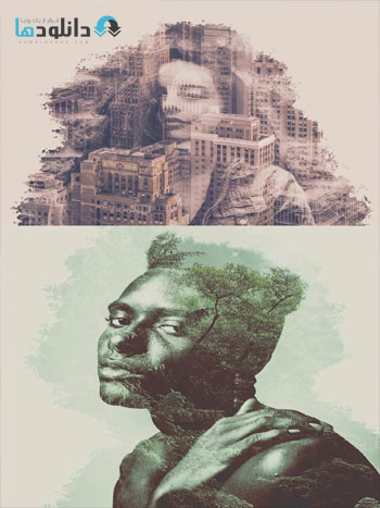 Double-Exposures-Photoshop-Action