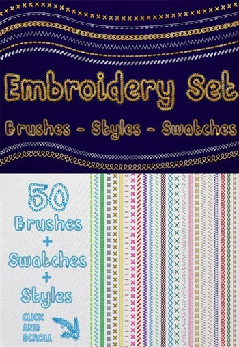 Embroidery-Set
