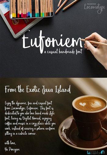 Eufoniem-Font