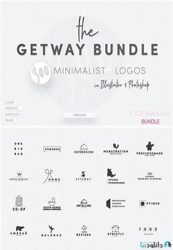 Gateway-Minimal-Logo-Bundle