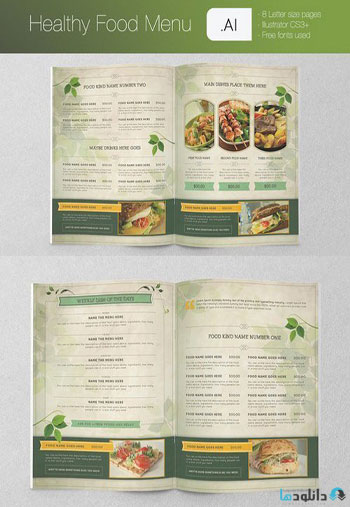 Healthy-Food-Menu