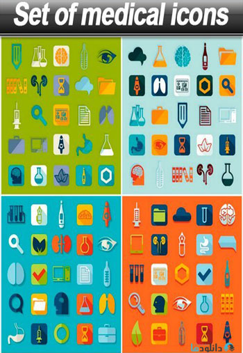 Set-of-medical-icons