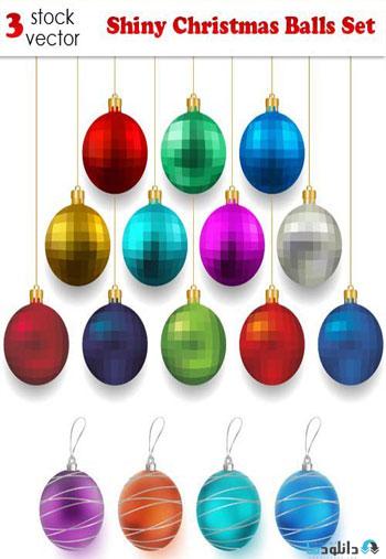 Shiny-Christmas-Balls-Set