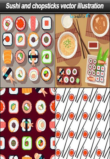 Sushi-and-chopsticks-vector