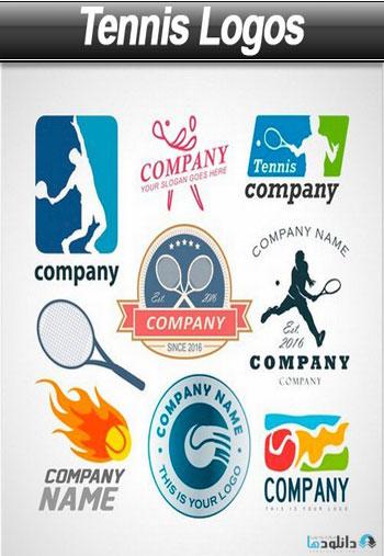 Tennis-Logos