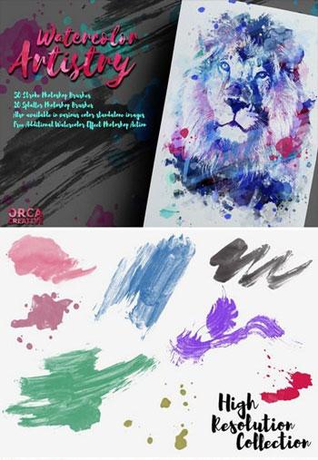 Watercolor-Artistry