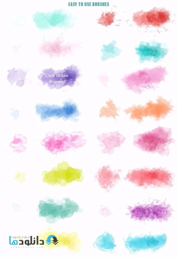 Watercolor-Photoshop-brush