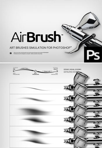 air-brushes