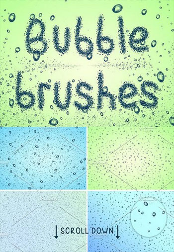 bubble-brushes