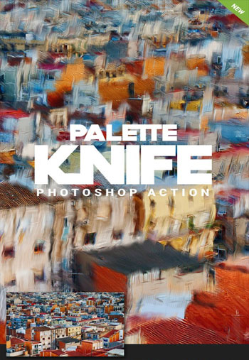 palette-knife