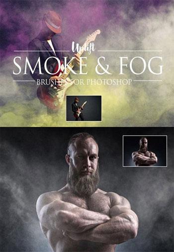 smoke-fog-brushes