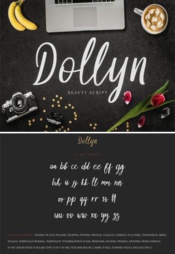 Dollyn-Script---Casual-Play