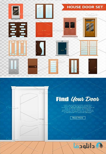 Doors-Vector-Set