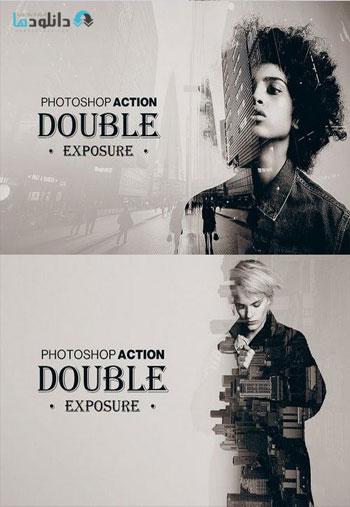 Double-Exposure-Actions