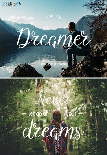 Dreamer-Script-Font