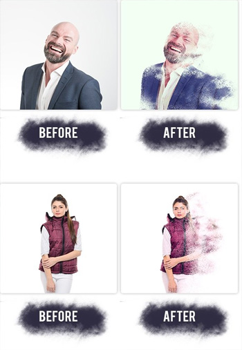 Dust-Photoshop-Action