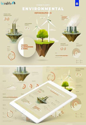 Environmental-Infographics