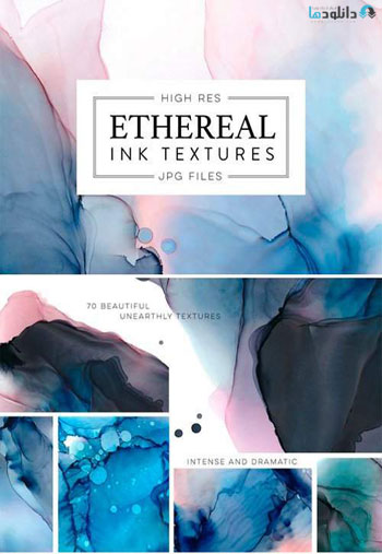 Ethereal-Ink-Texture-Collection