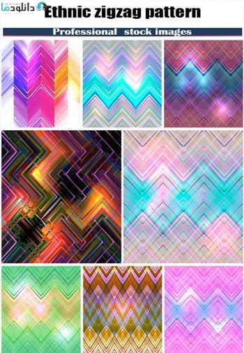 Ethnic-zigzag-pattern