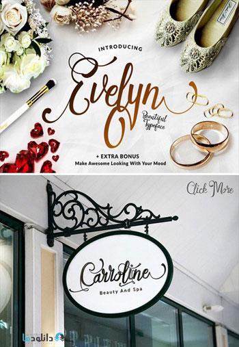 Evelyn-Font